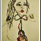 girl by Judit Fritz
