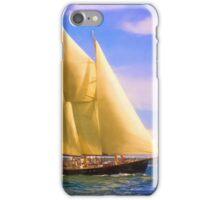 Sailing The Sound iPhone Case/Skin