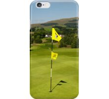 Muckhart Golf Club iPhone Case/Skin