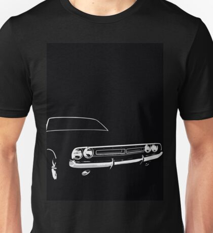 Classic American Muscle Car Unisex T-Shirt