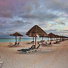 Grass Umbrellas by Dennis Granzow