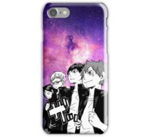 Haikyu Flightless Ravens iPhone Case/Skin