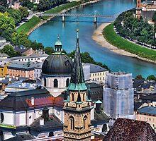 Salzburg ~ Austria, Europe by Sabine Jacobs
