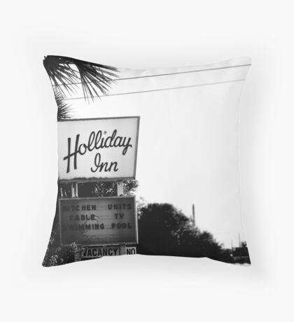 Folly Holliday Throw Pillow
