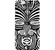Maori Moko design iPhone Case/Skin