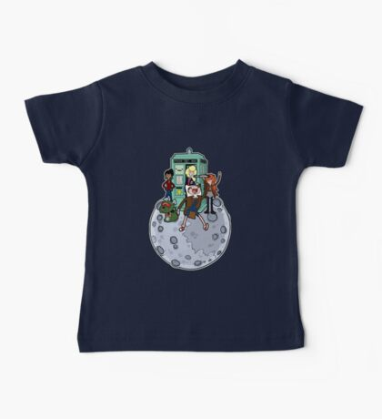 Adventure Time Lord Planetfall Baby Tee