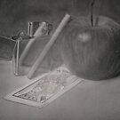 another apple... by Ryan Michiels