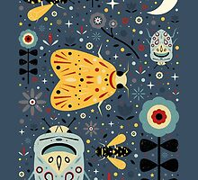 Midnight Bugs by CarlyWatts