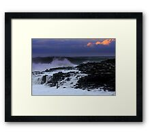 Giant's Causeway Framed Print