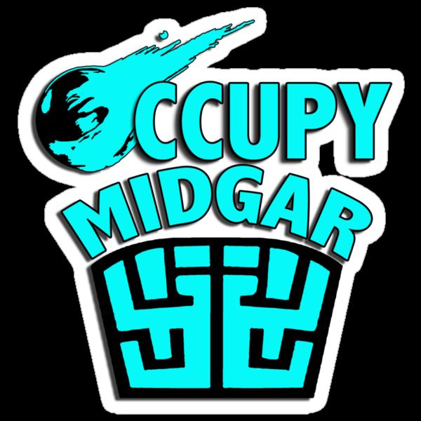 Occupy Midgar by DJSev