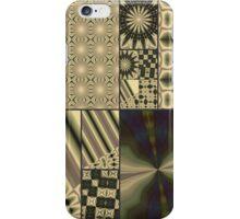 Sepia Pattern iPhone Case iPhone Case/Skin