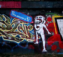 The Answer is 42 by Jeff Hobbs