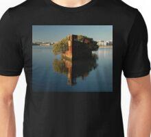 Shipwreck, Homebush Bay, Sydney, Australia 2010 Unisex T-Shirt