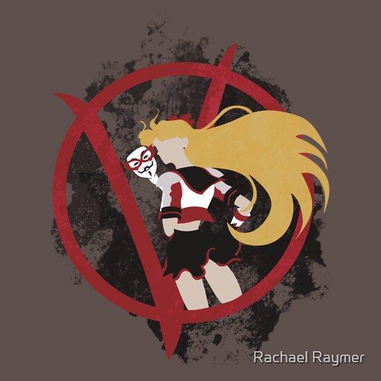 TShirtGifter presents: Sailor V for Vendetta