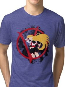 Sailor V for Vendetta Tri-blend T-Shirt