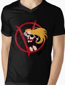 Sailor V for Vendetta Mens V-Neck T-Shirt