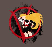 Sailor V for Vendetta Womens Fitted T-Shirt
