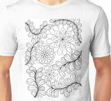 Zen flowers I Unisex T-Shirt