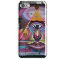 Graffiti, Vienna, Austria iPhone Case/Skin