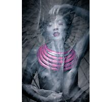 Moody Touch Photographic Print