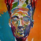 Nefertiti 9 by Josh Bowe