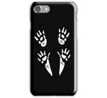 PRRR design 2011 - Rattie PawPrints iPhone Case/Skin
