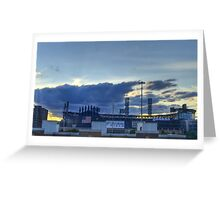 US Cellular Field (Chicago White Sox) Greeting Card