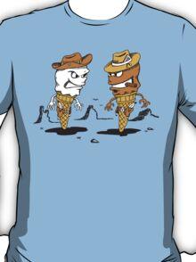 Choc Vs Vanilla T-Shirt