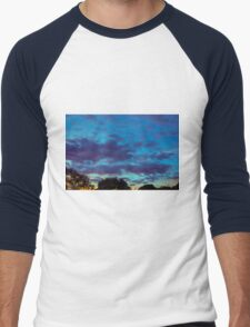 Last Of The Sunset Men's Baseball ¾ T-Shirt