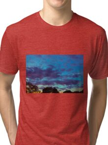 Last Of The Sunset Tri-blend T-Shirt