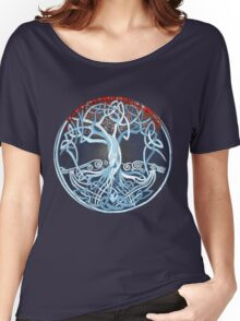 Heart tree (celtic style) Women's Relaxed Fit T-Shirt