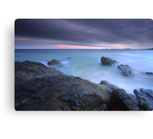 """The Passing"" ∞ Currumbin, QLD - Australia Canvas Print"