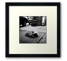 Liberty Street Framed Print