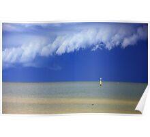 Storm Cloud - Port Phillip Bay, Melbourne Poster