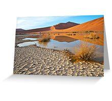 Beautiful Namibia Greeting Card