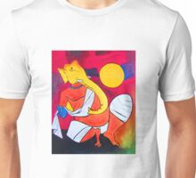 Ganesha..! Inspiration from Hussain's work 01 Unisex T-Shirt