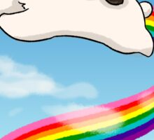 Over The Rainbow Sticker