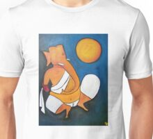 Ganesha.. Inspiration from Hussain 02 Unisex T-Shirt