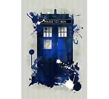Doctor Who: Tardis Giclee Art Print Photographic Print