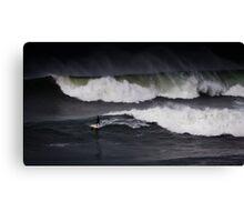Surfer Bells Beach Canvas Print