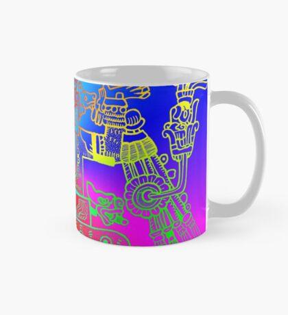 Xiuhtecuhtli, RGB Gods, Myths & Monsters Mug