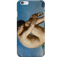 Young Man - Flandrin iPhone Case/Skin