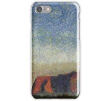 Uluru - Ayers Rock iPhone Case/Skin