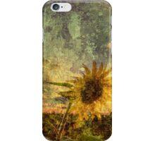 A Sunflower iPhone Case iPhone Case/Skin