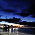 Sunset - Busselton Jetty, Western Australia by Matt Harvey