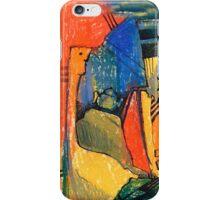 Pastel man iPhone Case/Skin