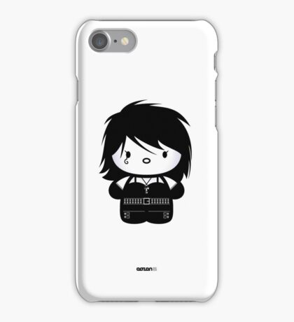 Chibi-Fi Death of the Endless (iPhone Case) iPhone Case/Skin