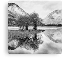 Brothers Water Reflection - Lake District, Cumbria, UK Canvas Print