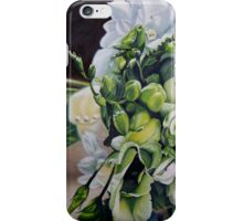 Bride's Bouquet iPhone Case/Skin