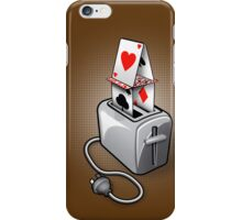Pop-up toaster iPhone Case/Skin